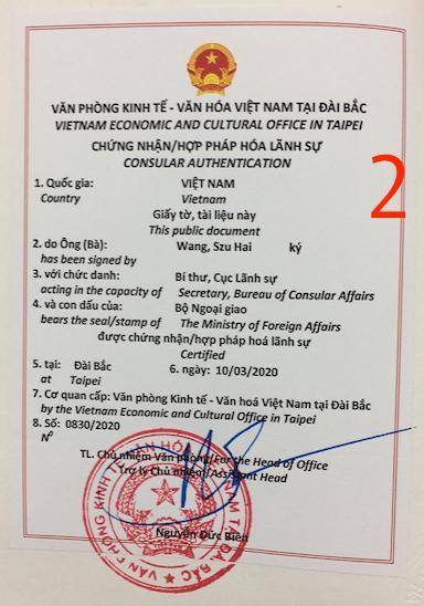 vietnam police check taiwanese