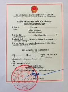 legalization vietnam
