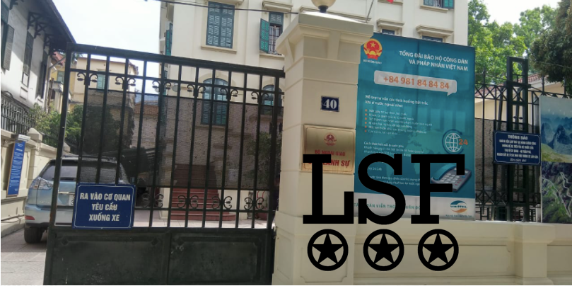 hanoi consular department
