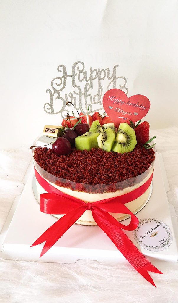 red velvet birthday cake vietnam