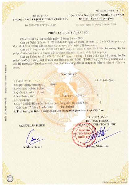 vietnam police check no 1